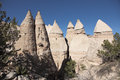 Kasha katuwe tent rocks Photo stock