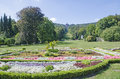 Kassel the bergpark wilhelmshoehe in Royalty Free Stock Photo