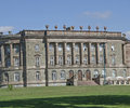 Kassel the wilhelmshohe palace at Stock Photos