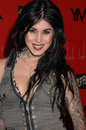 Kat Von D,Wes Borland Royalty Free Stock Images