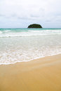 Kata beach phuket Stock Images