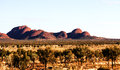 Kata Tjuta Australia Royalty Free Stock Photo