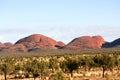 Kata Tjuta Australia Royalty Free Stock Photo