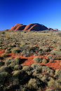 Kata Tjuta, the Olgas, Australia Royalty Free Stock Photo