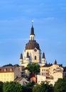 The Katarina Church in Stockholm Royalty Free Stock Photo