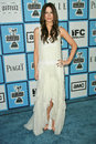 Kate beckinsale at the film independent s spirit awards santa monica pier santa monica ca Stock Images