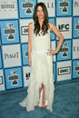 Kate beckinsale at the film independent s spirit awards santa monica pier santa monica ca Royalty Free Stock Photography
