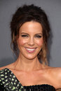 Kate beckinsale at the total recall los angeles premiere chinese theater hollywood ca Stock Image