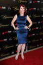Kate Flannery at the 2012 Gracie Awards Gala, Beverly Hilton Hotel, Beverly Hills, CA 05-22-12 Royalty Free Stock Photo
