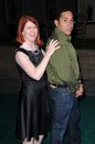Kate Flannery,Oscar Nunez Stock Photo