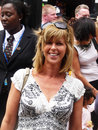 Kate Garraway at Toy Story 3 Premiere Royalty Free Stock Images