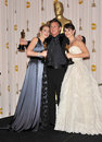 Kate Winslet, Penelope Cruz, Sean Penn Stock Images