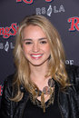 Katelyn tarver at the rolling stone american music awards vip after party rolling stone restaurant lounge hollywood ca Royalty Free Stock Photos