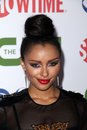 Katerina graham at the cbs the cw and showtime tca party the pagoda beverly hills ca Royalty Free Stock Image