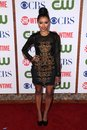 Katerina graham at the cbs the cw and showtime tca party the pagoda beverly hills ca Royalty Free Stock Photography