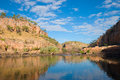 Katherine Gorge Royalty Free Stock Photo