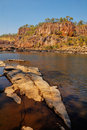 Katherine Gorge (Nitmuluk) Royalty Free Stock Photo