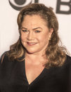 Kathleen turner fillm and stage actress arrives on the red carpet at radio city music hall in new york city on june for the th Stock Photography
