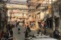 Kathmandu, nepal, south asia, traffic