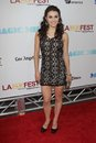 Kathryn McCormick at the Los Angeles Film Festival Closing Night Gala Premiere  Royalty Free Stock Photography