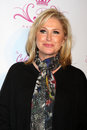 Kathy hilton arriving at the paris beauty line launch party thompson hotel beverly hills ca november Stock Photography