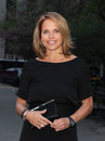 Katie Couric Fotos de Stock