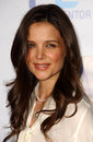 Katie holmes at mentor la s promise gala twentieth century fox studios los angeles ca Stock Images