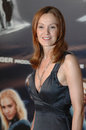 Katja flint july berlin at the german premiere of the movie silver surfer sony center potsdamer platz berlin Stock Photo