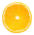 Kawałek pomarańczy Zdjęcie Royalty Free