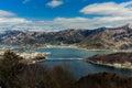 Kawaguchiko Lake Royalty Free Stock Photo