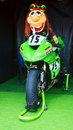 Kawasaki Ninja - Trofeo Italiano Amatori Royalty Free Stock Photos