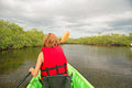 Kayak trip Royalty Free Stock Photo