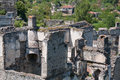 Kayakoy ghost town in turkey of Stock Images