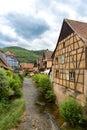 Kaysersberg Alsace France Royalty Free Stock Photo