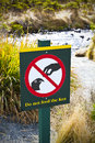 Kea signal a typical in new zealand about an endemic bird in the islands Stock Image