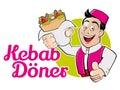 Kebab doner