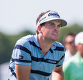 Keegan Bradley at the 2012 Barclays Stock Photography