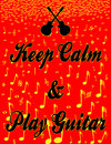 Keep Calm And Play Country