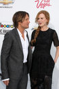 Keith Urban, Nicole Kidman Royalty Free Stock Photography