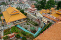 Kek lok si temple in george town penang malaysia Royalty Free Stock Photo