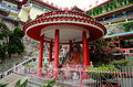 Kek lok si temple in george town penang malaysia Royalty Free Stock Photos