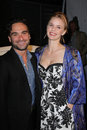 Kelli Garner, Johnny Galecki Royalty Free Stock Photography