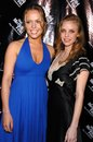 Kelli Garner,Agnes Bruckner Royalty Free Stock Photo
