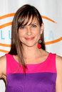 Kellie Martin arrives at the 12th Annual Lupus LA Orange Ball Stock Photo