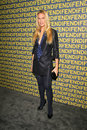 Kelly lynch at the fendi redesigned rodeo flagship store launch and ten baguettes for ten years exhibition benefitting lacma fendi Stock Image
