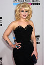 Kelly osbourne los angeles nov arrives at the american music awards at nokia theater on november in los angeles ca Royalty Free Stock Photography