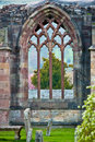 Kelso Abbey Royalty Free Stock Photo