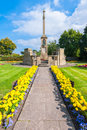 Kelso War Memorial Royalty Free Stock Photo
