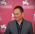 Ken watanabe at th venice film festival during unforgiven photocall international on september in italy Stock Photo