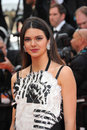 Kendal jenner cannes france may at the gala premiere of grace of monaco at the th festival de cannes Royalty Free Stock Photography